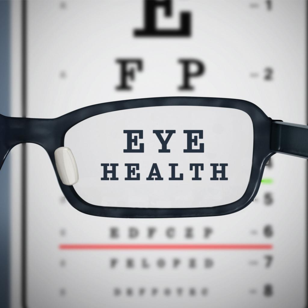 Eye Health Eye Chart